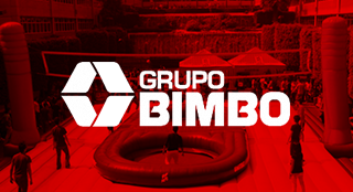 Grupo Bimbo brand activation with Bossaball