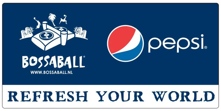 Soft drink brand activation with Pepsi