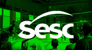 SESC Brasil governmental project with new sport Bossaball