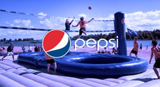 Pepsi – Refresh your world with Bossaball