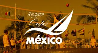 Regata Copa México español