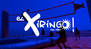 Xiringo tourism event with Bossaball