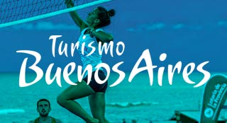 Buenos Aires Tourism secretary supports new sport Bossaball