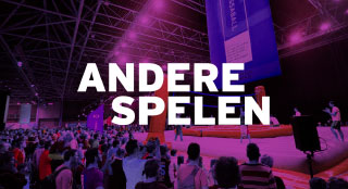 Andere spelen sports fair with new sport Bossaball
