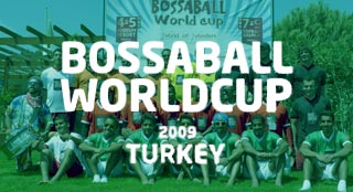 Turkey World Cup 2009 tournament with new sport Bossaball