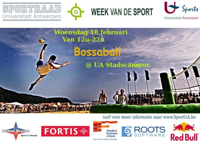 bossaball University of Antwerp