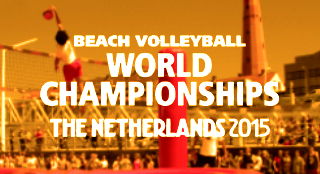 FIVB Beach Volleyball World Championships NeVoBo