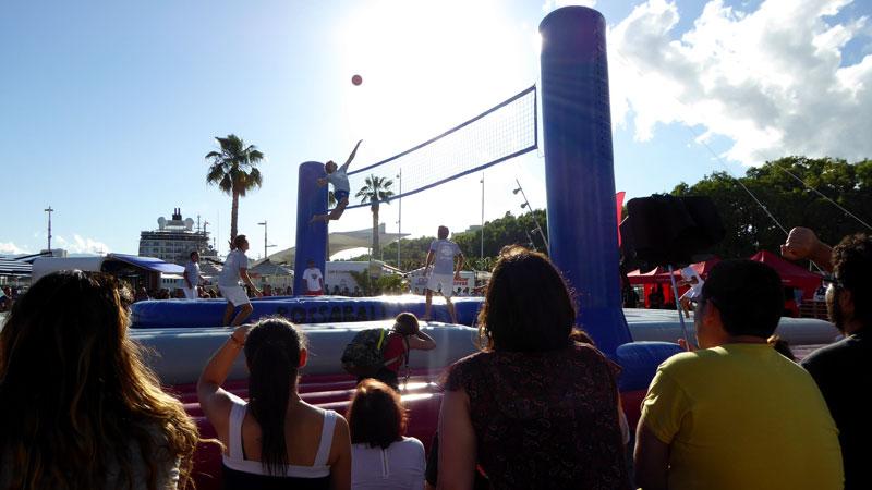 Málaga campeonato Bossaba