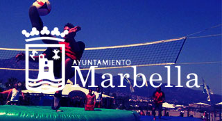 Marbella governmental project with new sport Bossaball