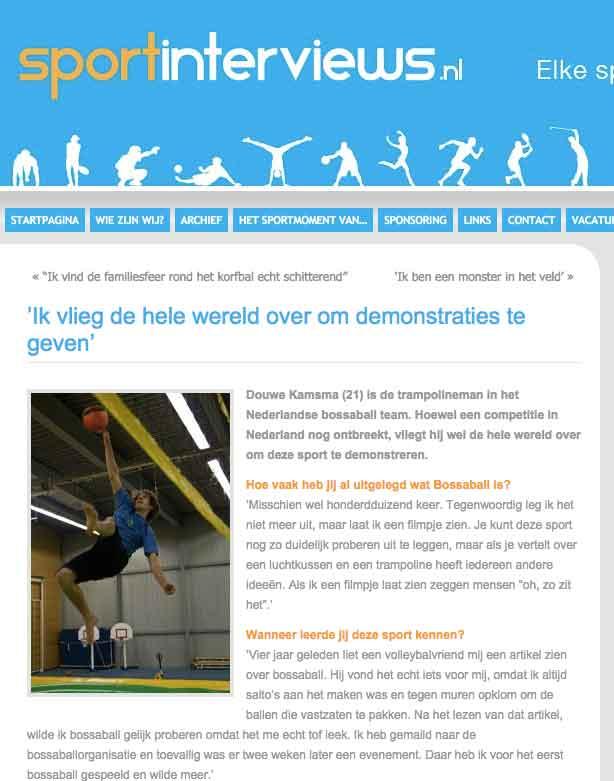 http://www.sportinterviews.nl/?p=301