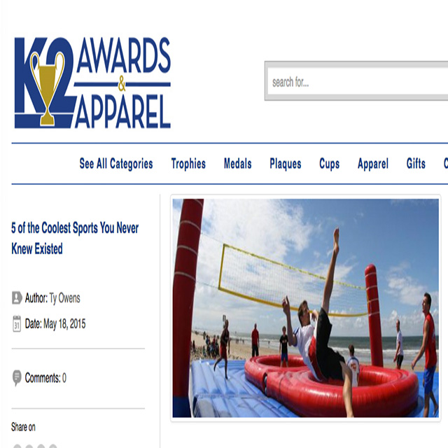 Awards-Apparel