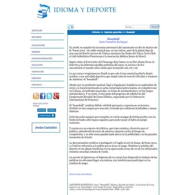 IDIOMAYDEPORTE-BOSSABALL