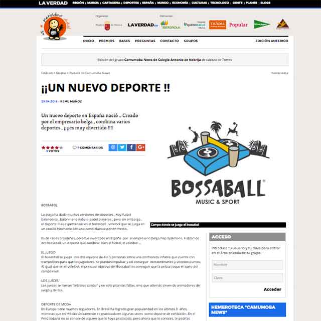 Miperiodicodigital-bossaball