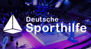 Deutsche Sporthilfe governmental project with new sport Bossaball