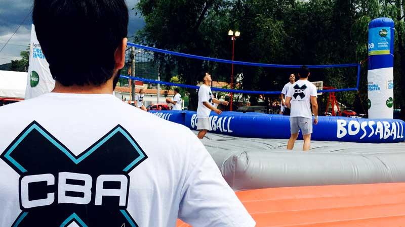Cordoba Bossaball Argentina New sports