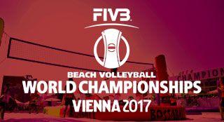 Bossaball en el campeonato mundial de voley playa 2017