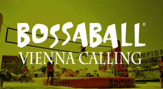 Vienna Calling tournament with new sport Bossaball