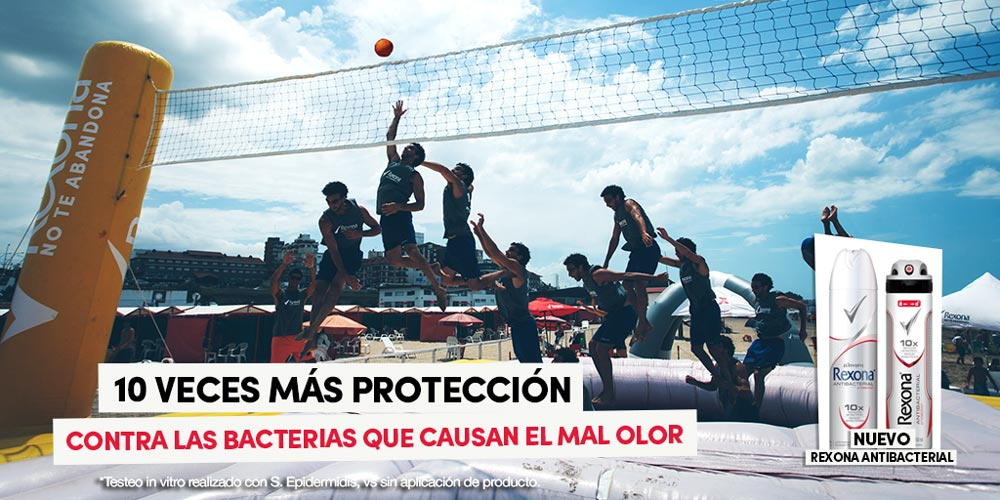 Rexona Argentina Bossaball Soccer Football Volleyball New sports Hybrid sports Gymnastics Mar del Plata