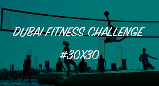 Dubai Fitness Challenge sports fair with new sport Bossaball