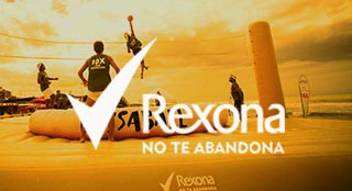Rexona brand activation with Bossaball Argentina