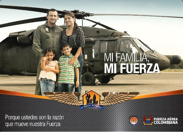 FitFAC Colombian air force