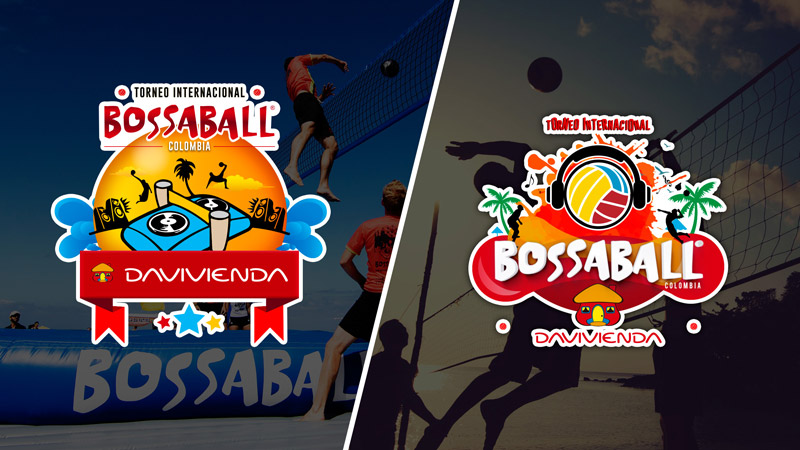 Inovador construção equipo esportivo Bossaball
