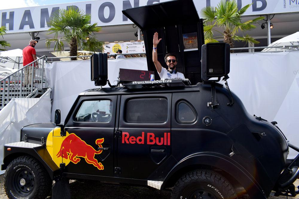 Red Bull Bossaball