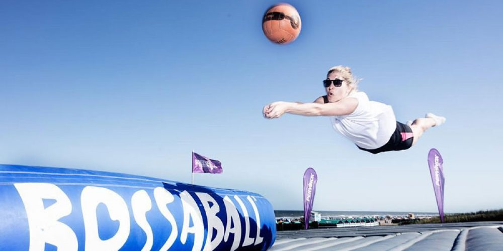 Six health and fitness benefits of Bossaball