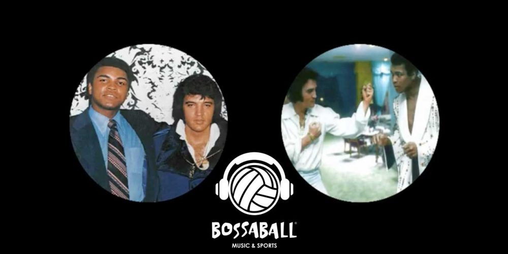 Legendary examples of music and sports, Bossaball is the ultimate mix!