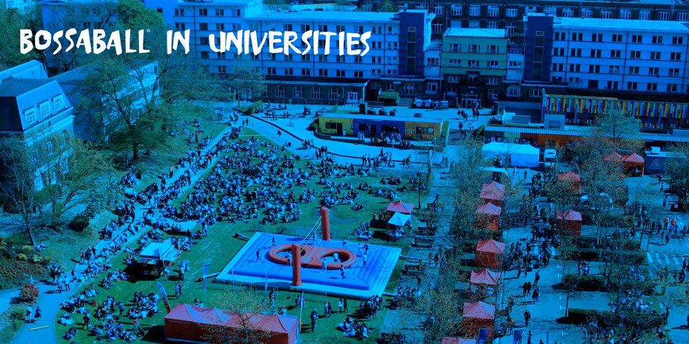 Bossaball as an innovative university sports activity